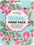 Tratament pentru maini, Coconut Hand Pack, Derma V 10