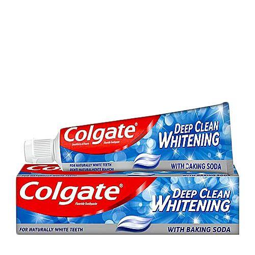 Pasta de dinti Colgate Deep Clean Whitening, 100 ml