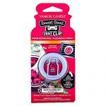Odorizant auto Yankee Candle Smart Scent Vent Clip Red Raspberry 4 ml