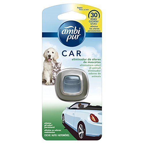 Odorizant auto Ambi Pur Car Clip Pet 2ml