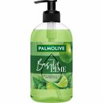 Sapun lichid cu ingrediente naturale Basil & Lime Palmolive 500 ml