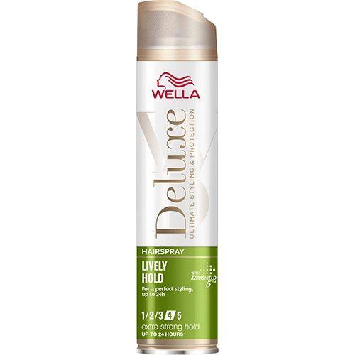 Fixativ de par Wella Deluxe extra strong nr. 4 250 ml