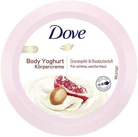 Crema de corp Dove Pomegranate  Shea Butter 250 ml