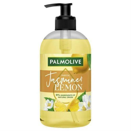 Sapun lichid cu ingrediente naturale Jasmine  Lemon  Palmolive 500 ml