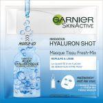 Masca servetel Garnier Fresh-Mix Hyaluron 33g