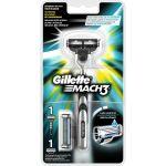 Aparat de ras cu rezerva Gillette Mach3