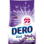 Detergent pudra automat Dero 2in1 Levantica si Iasomie 20 spalari 2 Kg
