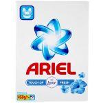 Detergent spalare manuala Ariel Lenor Touch Fresh cutie 450g