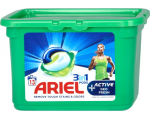 Detergent capsule Ariel All in1 Pods +Active Deo-Fresh 13 buc  326.3g
