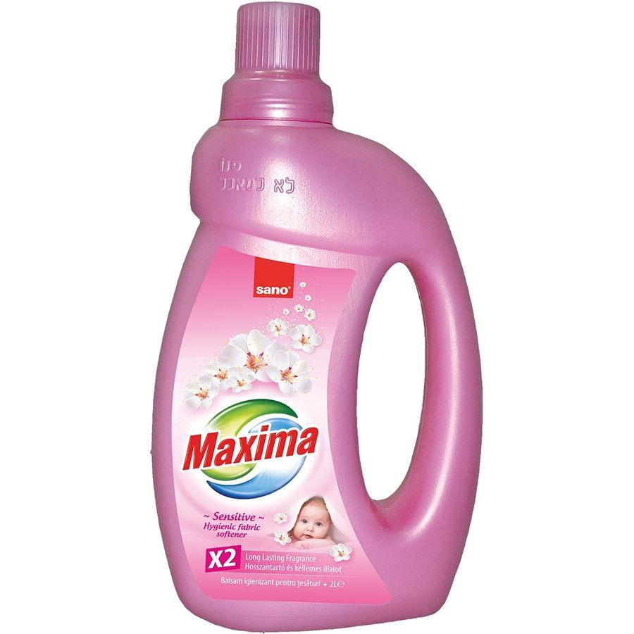 Balsam de rufe igienizant Sano Maxima Sensitive 2 L