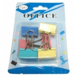 Clips 25mm Office Cover 5026 6/blister