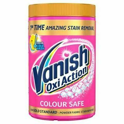 Vanish Oxi Action Gold Colour Safe 800 g