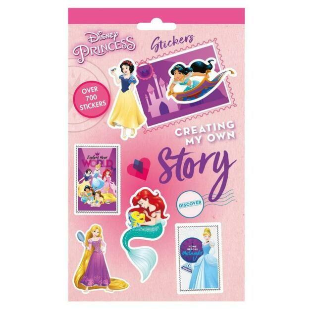 Stickere Disney Princess 700 buc