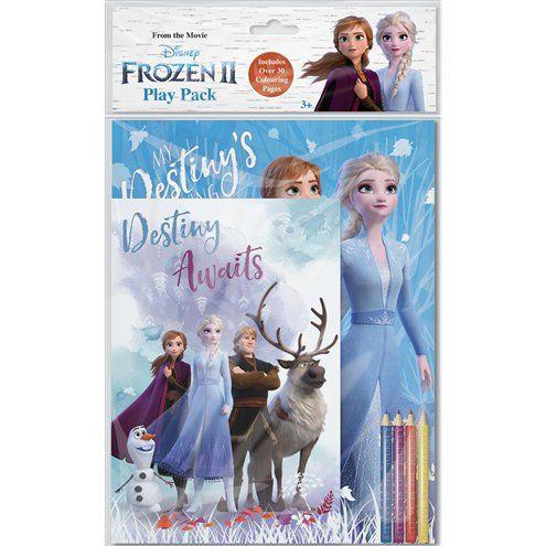 Frozen II Play pack set joaca