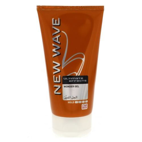 wella new wave style gel de par 150 ml