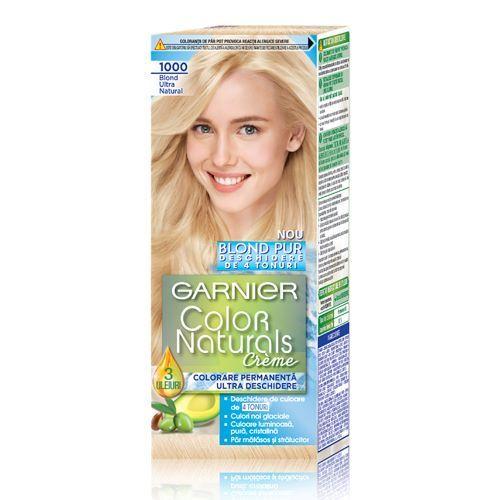 Garnier  Garnier Color Naturals 1000 Blond Ultra Natural crema coloranta permanenta 110 ml