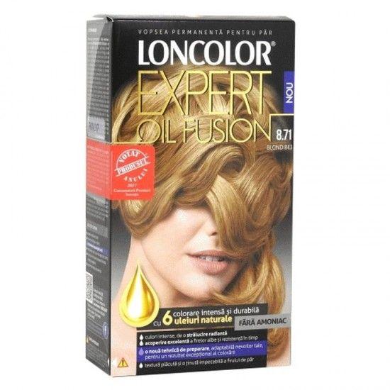 Loncolor Expert Oil Fusion 8.71 Blond bej
