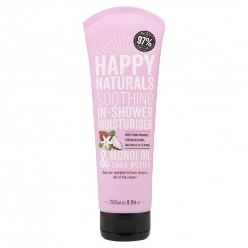 Crema de dus Happy Naturals Relaxing Lavander  Outmeal 250 ml