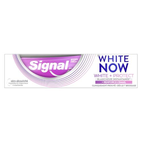 Pasta de dinti Signal White Now White  Protect  Renforce L'Email 75 ml
