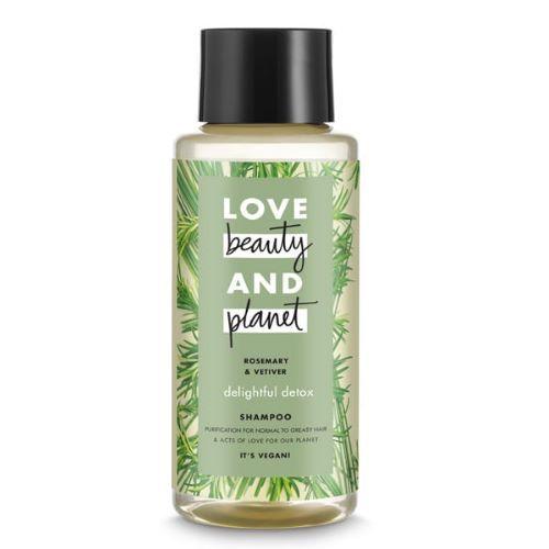 Sampon Delightful Detox Love Beauty and Planet 400 ml