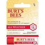 Balsam de buze cu oxid de zinc spf 15 Burt's Bees All-Weather