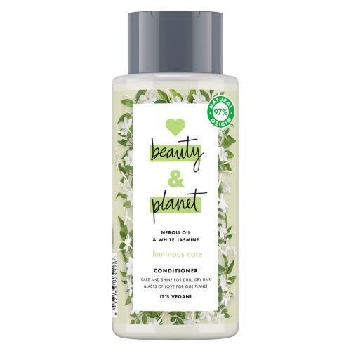 Balsam pentru par uscat Love Beauty  Planet Neroli Oil  White Jasmine 400 ml