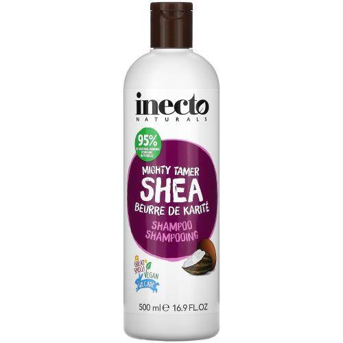 Sampon pentru par cu 95 ingrediente naturale Inecto Naturals Shea Beurre de Karite 500 ml