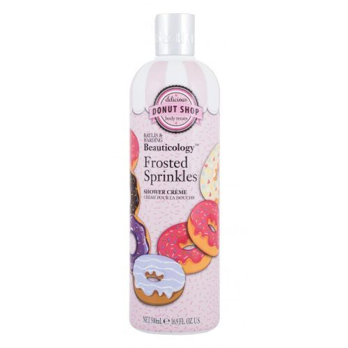 Crema de dus Baylis  Harding Beautycology Frosted Sprinkles 500 ml