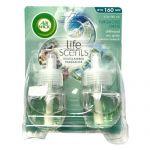 Rezerva odorizant de camera electric Air Wick Life Scents Turquoise Oasis 2 x 19 ml