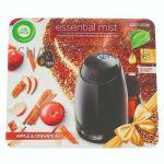 Difuzor de parfum cu rezerva Air Wick Essential Mist Apple & Cinnamon 20 ml