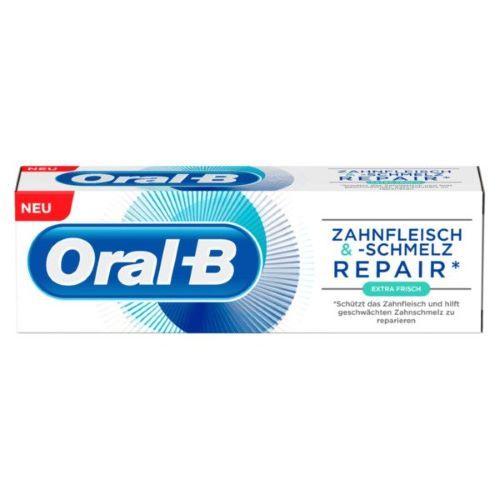 Pasta de dinti pentru gingii  smalt OralB Repair Extra Frisch 75 ml