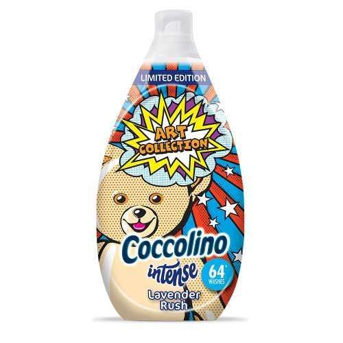 Balsam de rufe ultra concentrat Coccolino Intense Lavender Rush Limited Edition 960 ml