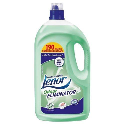 Balsam de rufe super concentrat Lenor Odour Eliminator 190 spalari 3.8 L