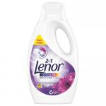Detergent lichid Lenor 2 in 1 Color Waschmittel Amethyst Blutentraum 21 spalari 1155 ml