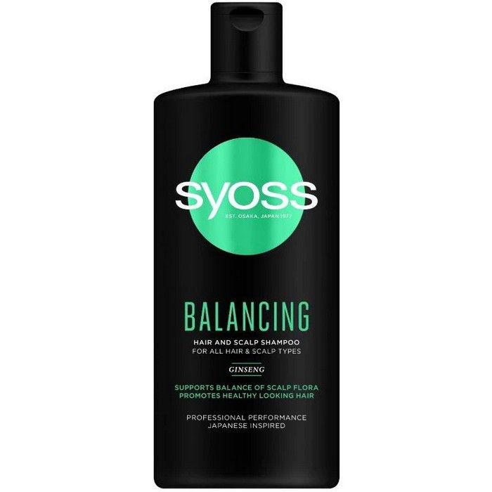 Syoss Balancing 440 ml