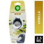 Odorizant auto Air Wick Car Clip Vanilla 30 zile 2.5 ml