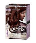 Schwarzkopf Color Expert Supreme - Care Color Cream 4.68 Mahogany Brown vopsea de par 100 ml