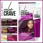 Clairol Color Crave semi-permanent colour vopsea de par semi-permanenta Flamingo 60 ml