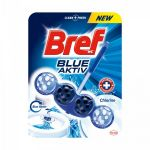 Odorizant pentru toaleta Bref Wc Color Aktiv Chlorine 50 g