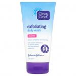 Exfoliant pentru fata Clean & Clear Exfoliating Daily Wash 100 ml