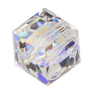 Swarovski 5601 4 mm crystal ab