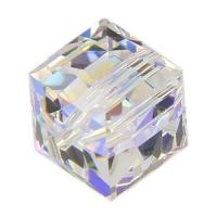 Swarovski 5601 4 mm crystal ab