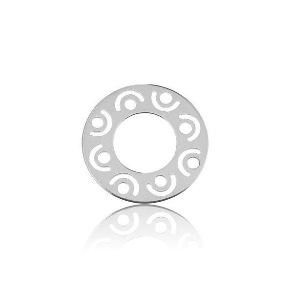 Pandantiv AG .925 14.60*9.80 mm 0.53 g