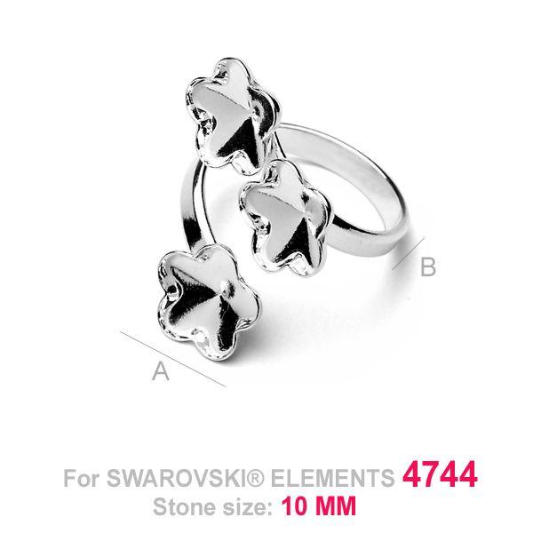 Bza inel ,argint 925 4744 10 mm