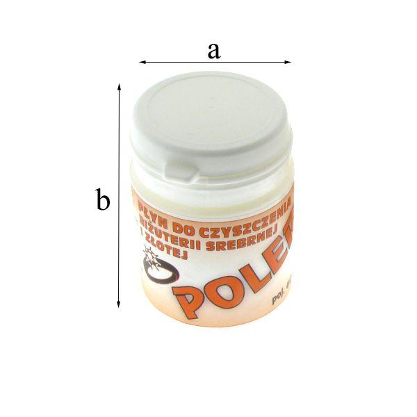 Solutie curatare argint 60 ml