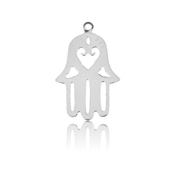 Pandant argint 925  14,6 * 9,8 mm