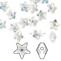 Swarovski 5714 8 mm crystal ab