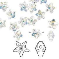 Swarovski 5714 12 mm crystal ab
