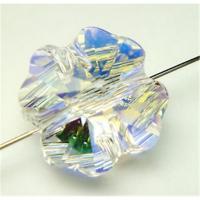 Swarovski 5752 12 mm crystal ab