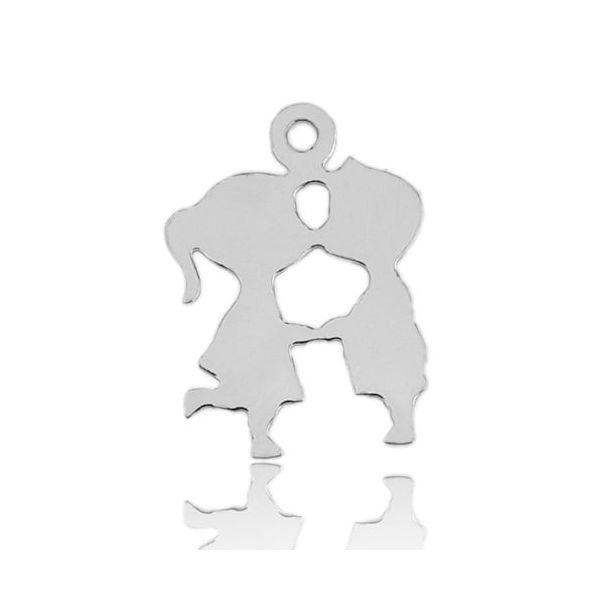 pandant, argint 925 17,8 mm